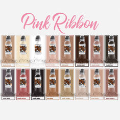 PINK RIBBON SERIES 16 шт