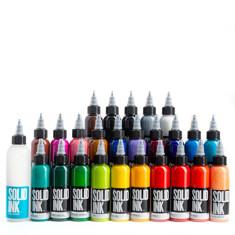 25 Colors Fundamental Set