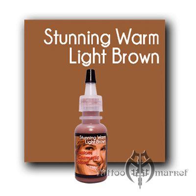 Stunning Warm Light Brown