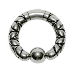 Кольцо фигурное №13, диаметр 13мм, толщина 3мм