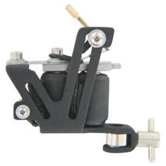 TATWAX Tattoo Machine Black V