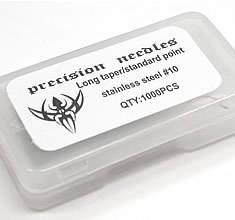 BugPin Precision 0,30mm - Long Taper
