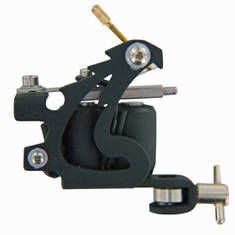 TATWAX Tattoo Machine Black Bone Tooth