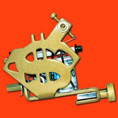 Gold Slinger Superior Tattoo Machine