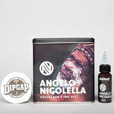 12 Angelo Nicolella Set