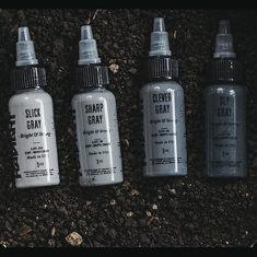 4 Gray Set