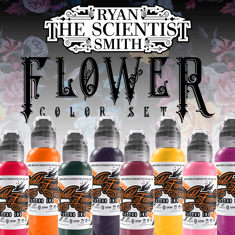 RYAN SMITH - FLOWER SET - 8шт