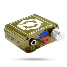 Nemesis Power Supply Army Green