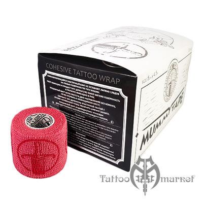 Tattoo Wrap Pink Mummy Tape
