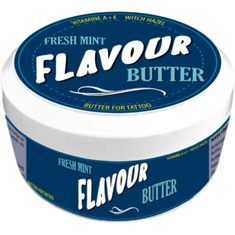 Flavour BUTTER Fresh Mint