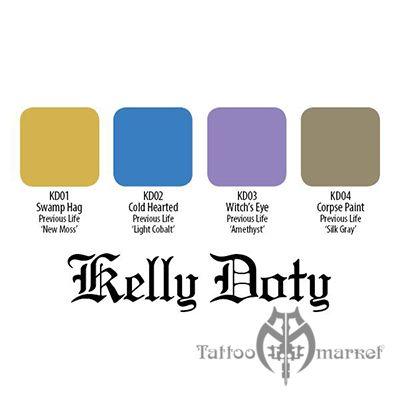 Kelly Doty Resurrection Set