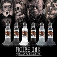 THOMAS CARLI JARLIER NOIRE INK SET