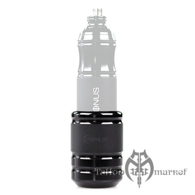 Aluminum Cronus pen Grip 35 mm - Matte finish