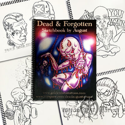 Dead & Forgotten by August Thompson