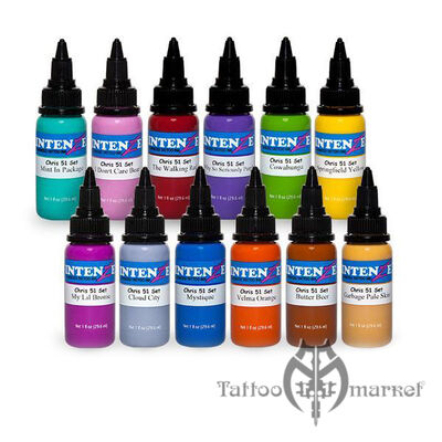 Chris 51's Geek Ink Set - 12 color