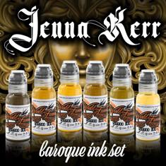 JENNA KERR'S BAROQUE COLOR SET