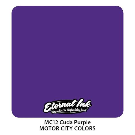 Cuda Purple