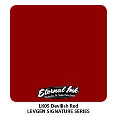 Devilish Red