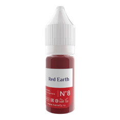 Hanafy Colours Pigments № 8 - Red Earth