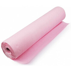 Гигиеническая подстилка на стол розовая 33см х 50м