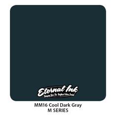 Cool Dark Gray ГОДЕН до 11.2021