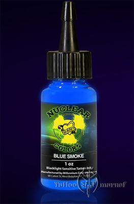 Blue Smoke UV - Синий