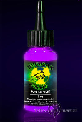 Purple Haze UV - Фиолетовый
