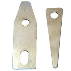 Nickel Plated Soba Spring Set Shader Medium - никелированные пружины Соба