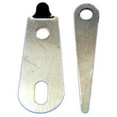 Nickel Plated Pre-Cut Spring Set Shader - пружины никелированные Аарон Кейн