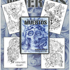 Steve Soto Book of the Dead - Muertos