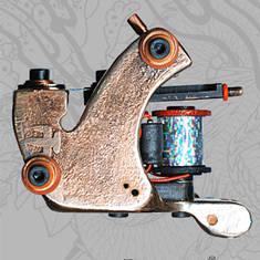 """Custom """"Walker - Polished Bronze Liner"""""""