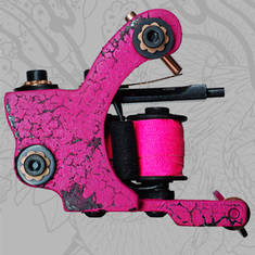 "Custom ""Walker - Pink Liner"""