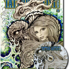 Tattoo Artist Magazine 25 w/DVD