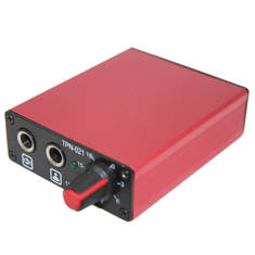 Mini Tattoo Power Supply Red