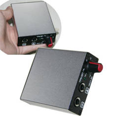 Mini Tattoo Power Supply Silver