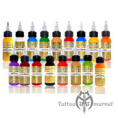 Mario Barth Gold Label Tattoo Ink Set