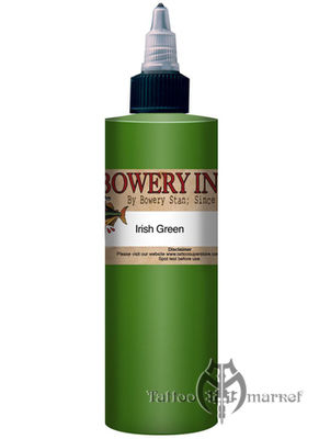 Bowery Ink Irish Green