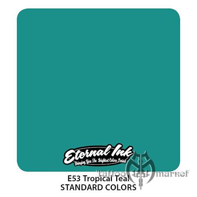 Tropical Teal
